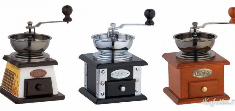 Як вибрати кавомолку