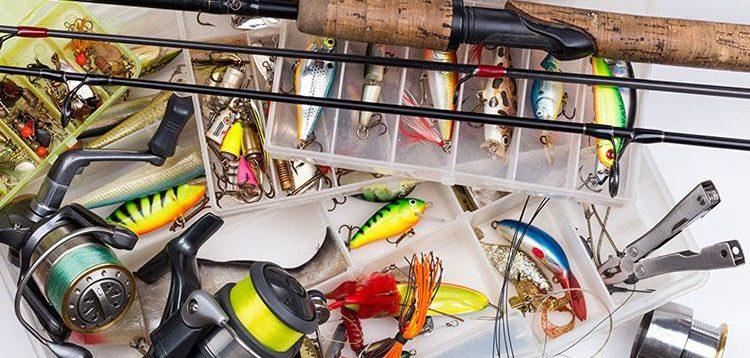 (Рус) Какие купить рыболовные снасти и товары