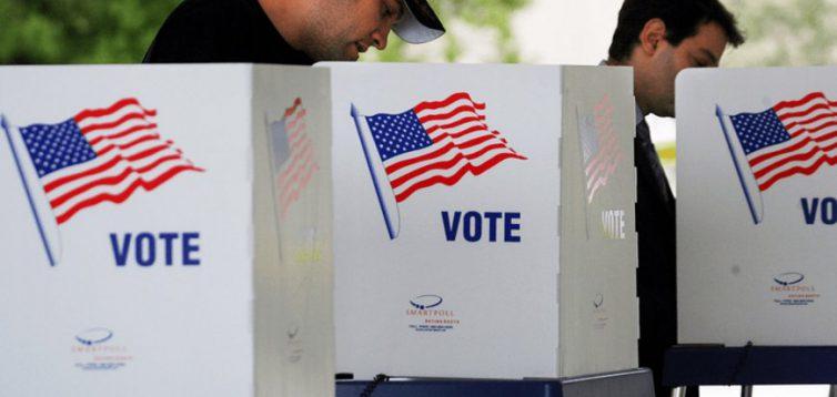 На выборах в США впервые можно будет проголосовать на украинском