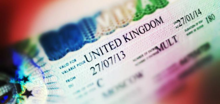 (Рус) Как оформить визу в Великобританию