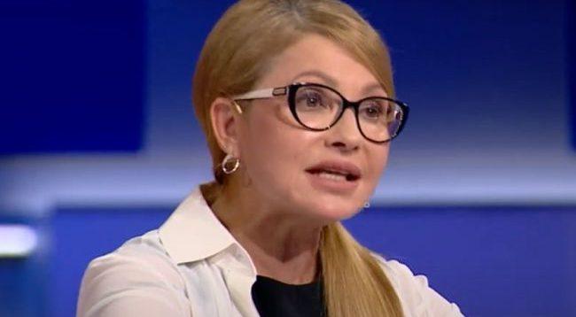 Тимошенко просила сделать ее главой ТГК