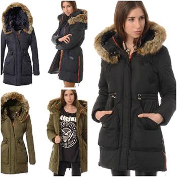 (Рус) Как выбрать женские зимние куртки