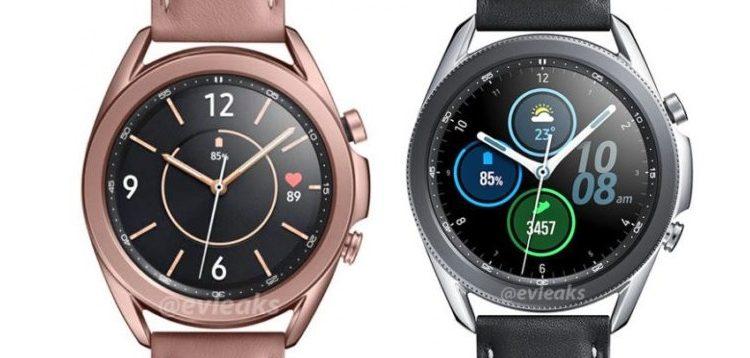 (Рус) Преимущества смарт часов Samsung Galaxy Watch 3