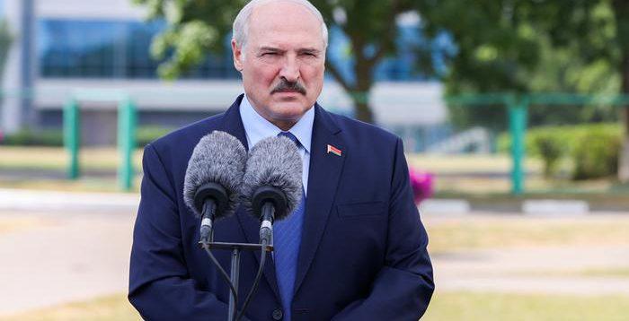 Лукашенко сделал первое заявление после окончания выборов