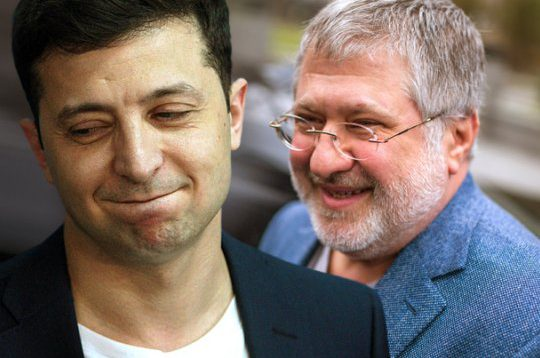 В США четко заявили о связи Зеленского с олигархом Коломойским