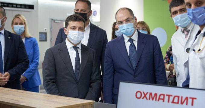 """Шокуючі наслідки візиту Зеленського в """"Охмадит"""""""