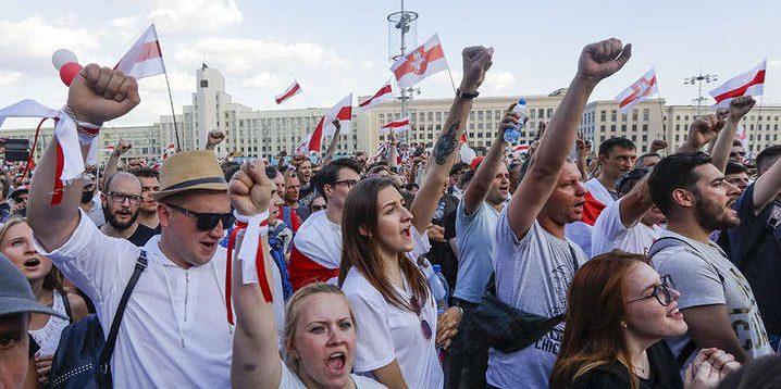 У МЗС заявили, що Україна готує офіційну заяву щодо ситуації в Білорусі