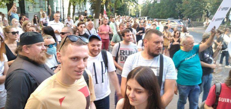 За кого проголосували білоруси в Києві: дані екзитполу