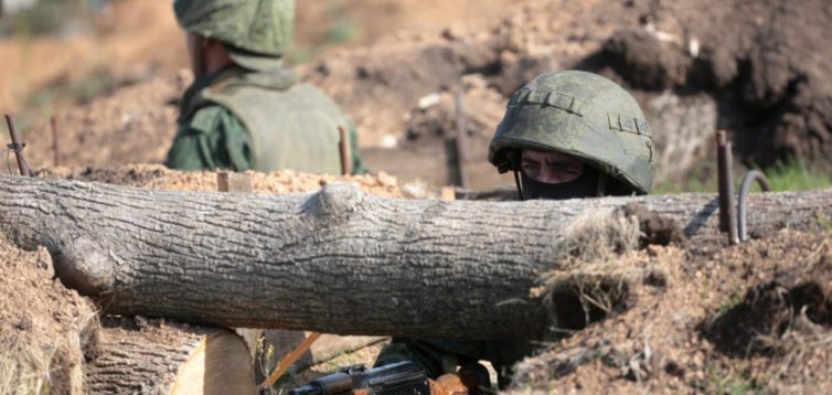 Бойовики на Донбасі укріплюють позиції, попри умови перемир'я