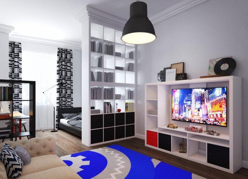 Дизайн інтер'єру кімнати для підлітка