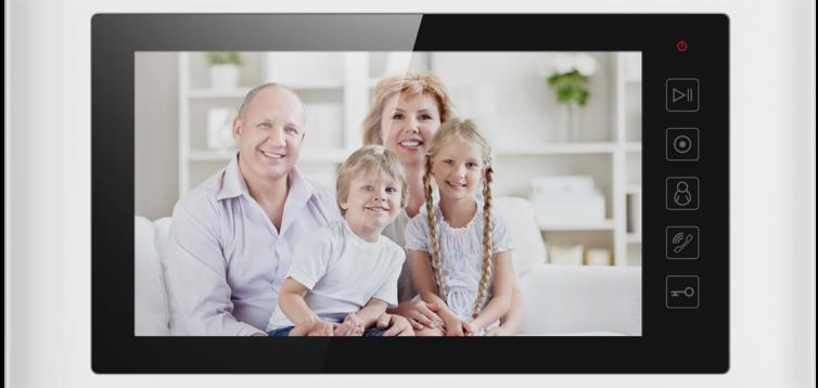 (Рус) Видеодомофоны Qualvision: инновации и практичность