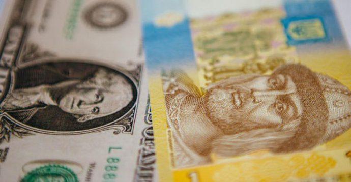 У липні Нацбанк витратив майже півмільярда доларів на підтримку гривні