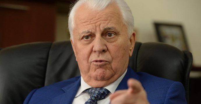 Кравчук заявил, что не подпишет документ, в котором будет нарушаться суверенитет и целостность Украины