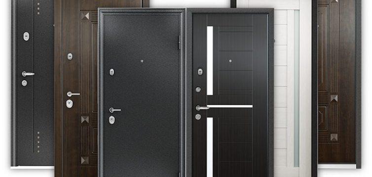 (Рус) Конструкция входных металлических дверей для дома