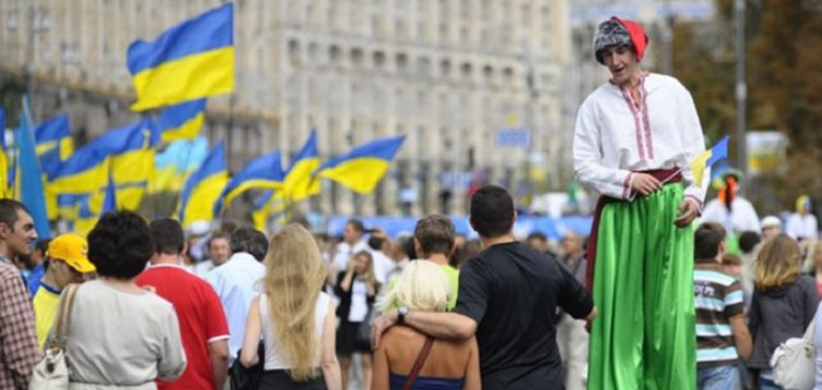 Анонс празднования Дня Независимости в Киеве