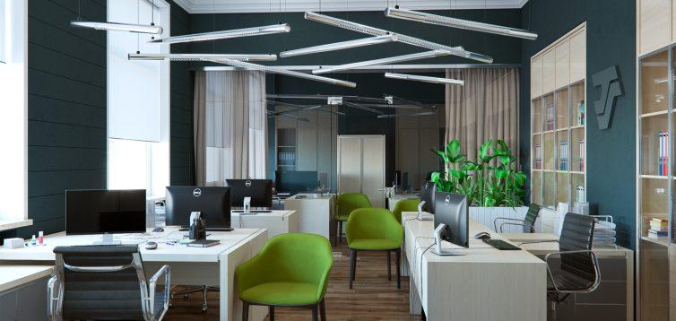(Рус) Преимущества дизайн-проекта офиса