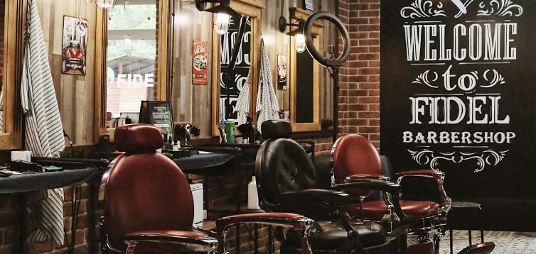 (Рус) Как выбрать парикмахерские кресла