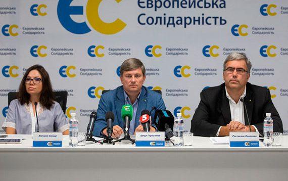 """В """"ЄС"""" пообіцяли зайняти жорсткішу позицію щодо Зеленського і його партії"""