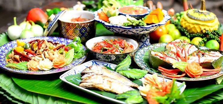 (Рус) Особенности тайской кухни и где заказать доставку в Киеве