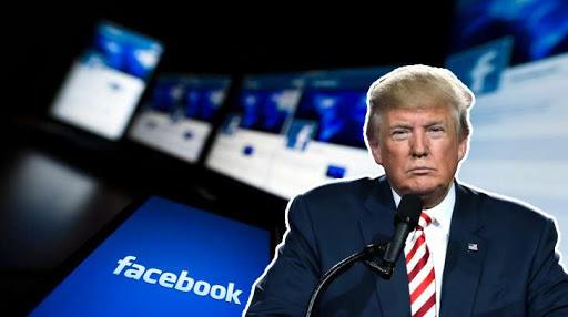 Facebook впервые удалил пост Трампа- за дезинформацию