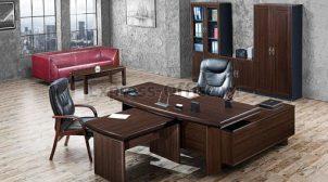 (Рус) Как выбрать мебель для кабинета руководителя