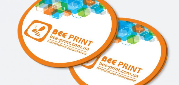 (Рус) Печать высококачественных наклеек