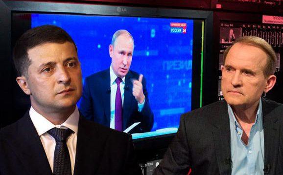 """Росія санкціями показала ставлення до """"Слуг народу"""" та """"ОПЗЖ"""",- Княжицький"""