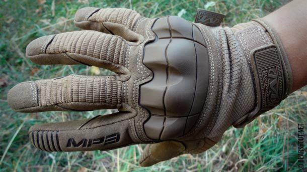 (Рус) Преимущества и недостатки военных перчаток