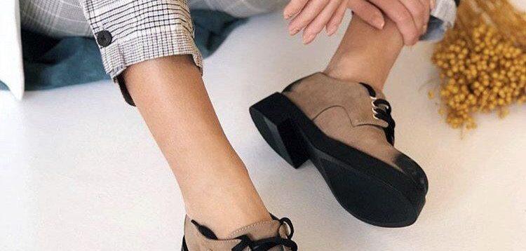 (Рус) ТОП-5 видов модной женской обуви