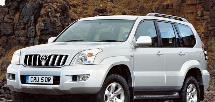 (Рус) Почему люди выбирают авто Тойота Прадо