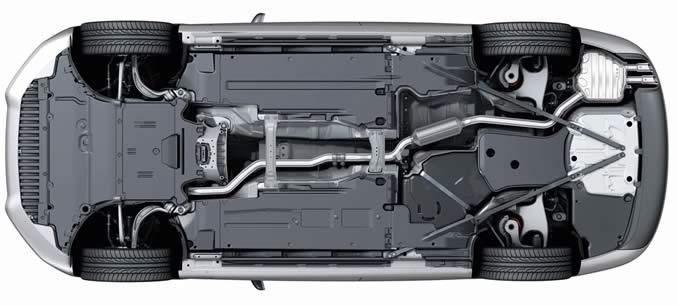 (Рус) Защита днища автомобиля из композитных материалов