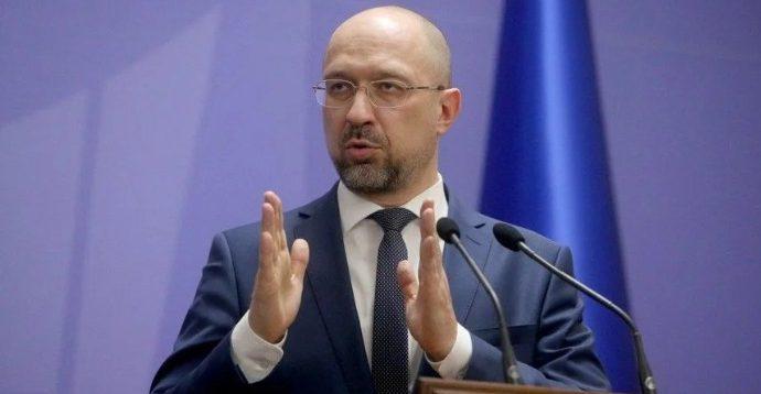 Шмигаль роз'яснив позицію України щодо подачі води в Крим