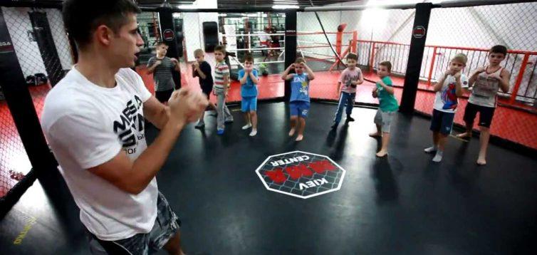 (Рус) Преимущества занятий тайским боксом