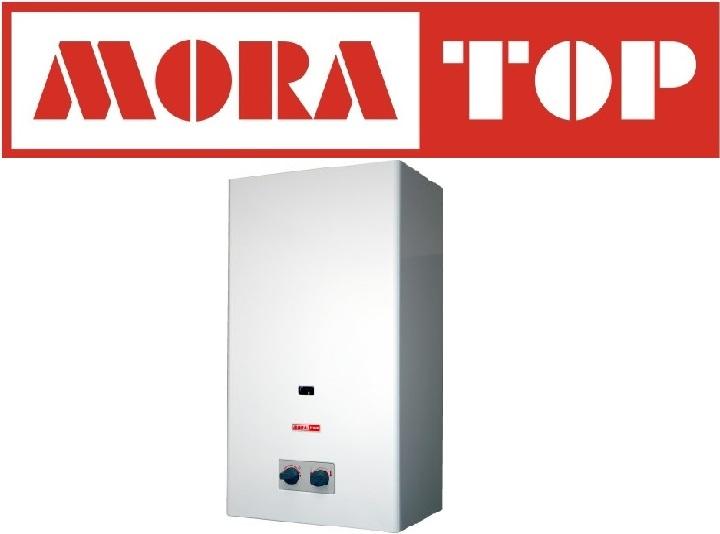 Преимущества котлов и газовых колонок Mora Top