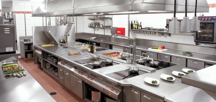 (Рус) Как выбрать оборудование для ресторанов и кафе