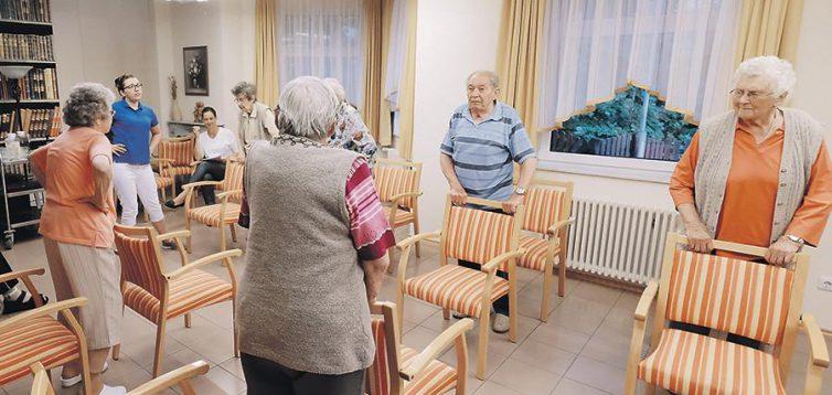 (Рус) Сколько стоит проживание в частном доме престарелых
