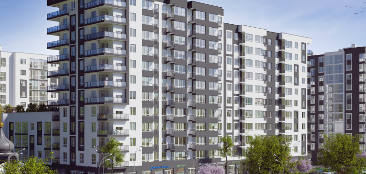 (Рус) ЖК Континент – На каком этапе строительства лучше покупать жилье