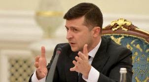 Зеленський на засіданні РНБО заговорив про доброчесність