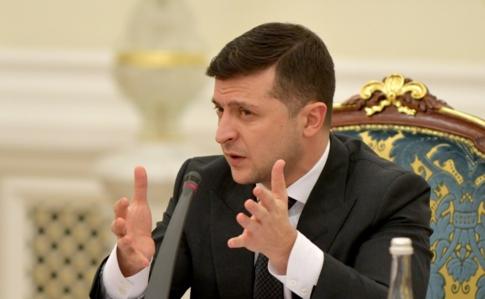 Зеленский на заседании СНБО заговорил о добродетели