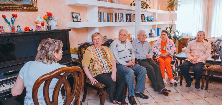 (Рус) Как выбрать дом престарелых