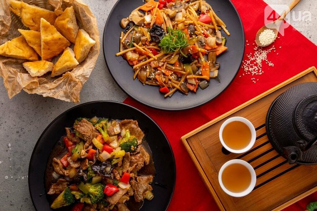 Как заказать китайскую еду на дом и офис