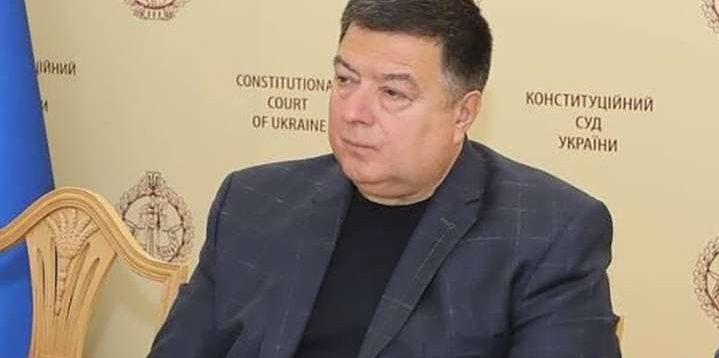 КСУ взявся за е-декларації після того, як у глави Тупицького знайшли землю в Криму