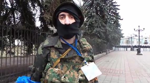 Антимайданівцю Кромському на прізвисько Топаз вручили нову підозру і відпустили