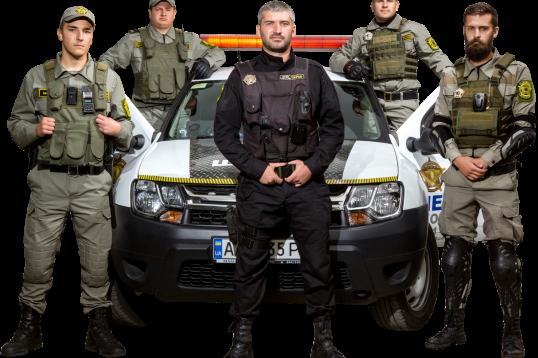 (Укр) Надійні охоронні послуги в Києві і області від компанії «Безпека ЛТД»