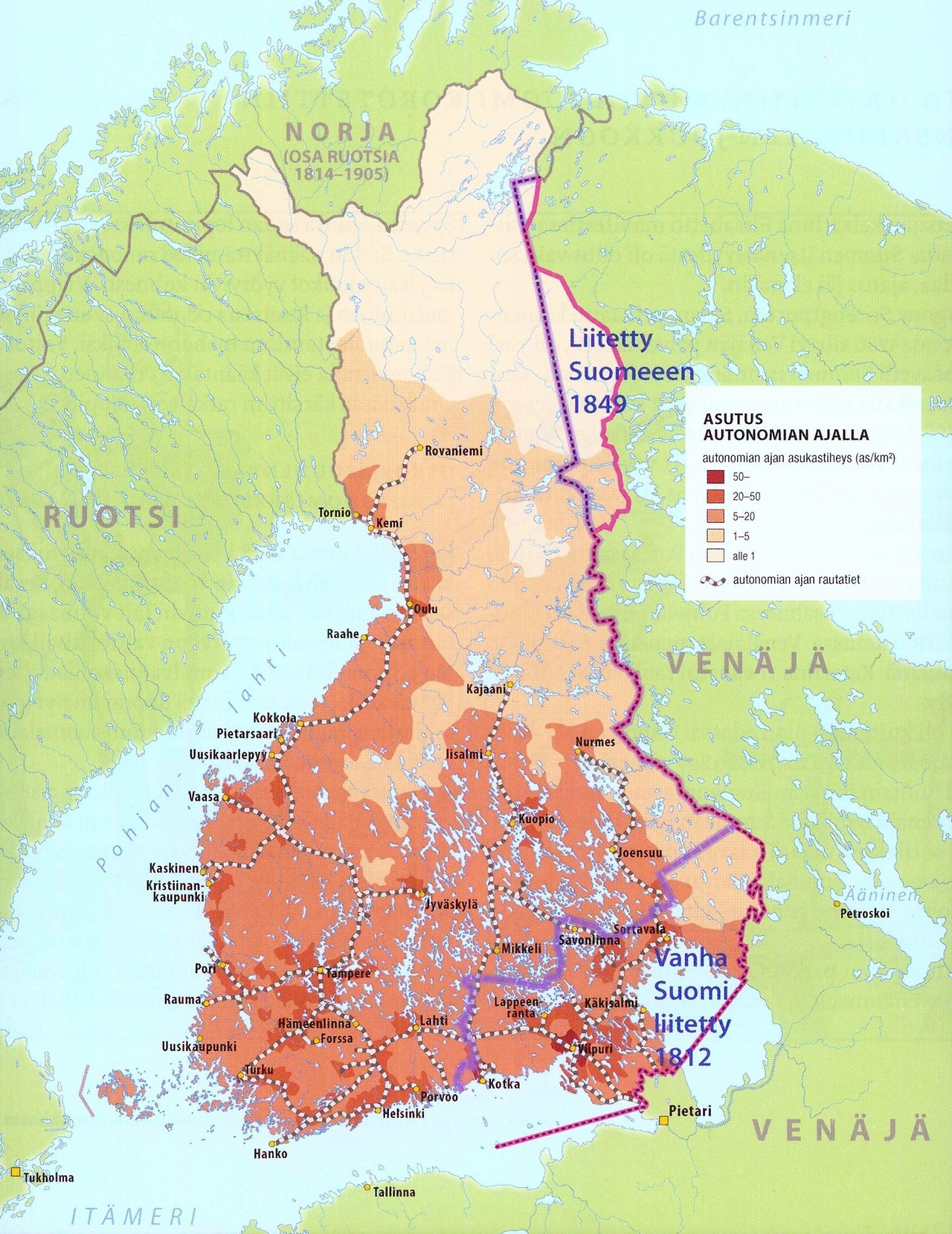 Интересные факты про Кемскую волость