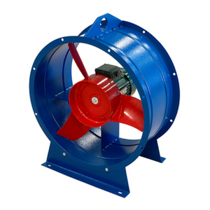 Як вибрати промислові вентилятори
