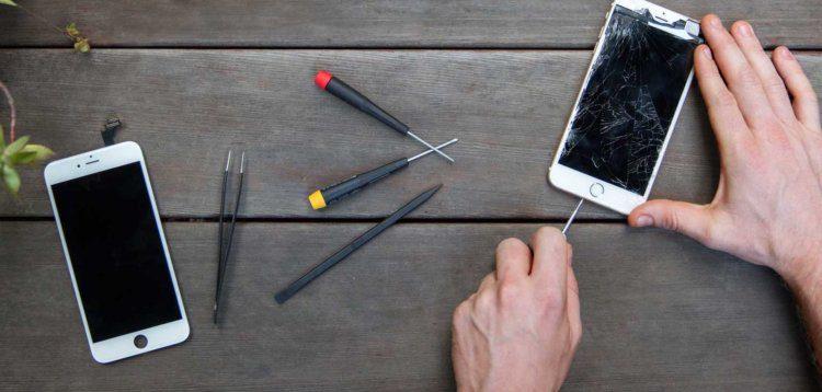 (Рус) Где отремонтировать свой Айфон