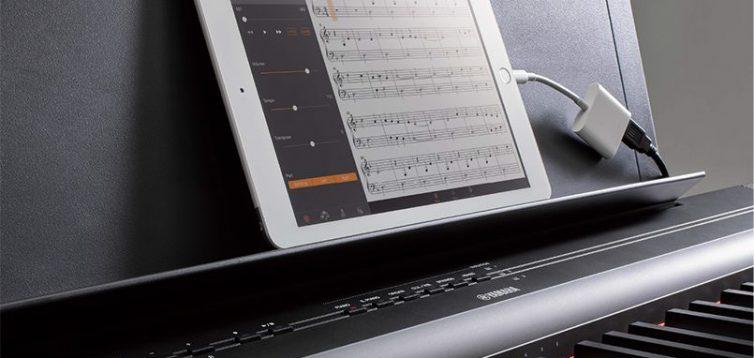 (Рус) Универсальное цифровое пианино Yamaha P-125