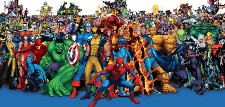 Comics – Комиксы для взрослых и детей