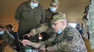 Хомчак заявив, що військове вирішення питання на Донбасі неможливе